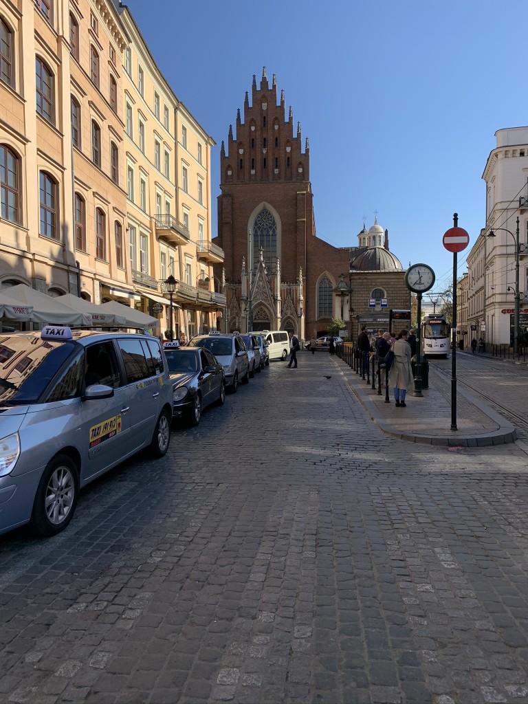 Краков забележителности стар град