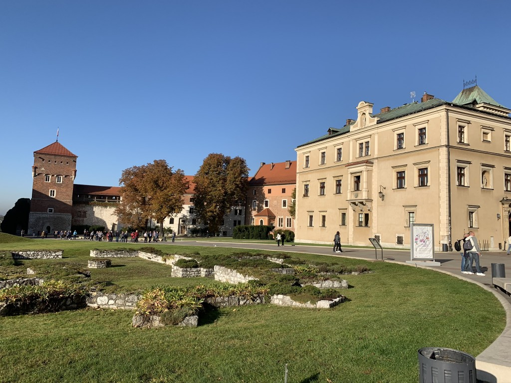 Краков замък гледка