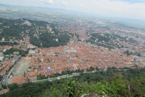 28.Brasov-from Tampa mountain