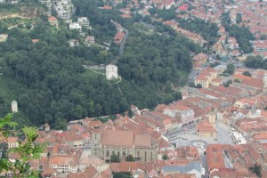 30a.Brasov-from Tampa Mountain