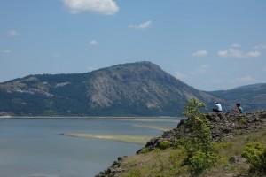 10.Vishegrad fortress-view to Monyak fortress