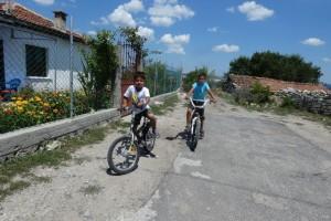 2.Vishegrad village