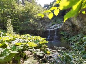 21.a little waterfall near Kardzhali