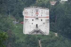 40.Brasov-White Tower