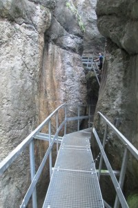 54.Seven Ladders canyon