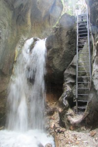 58.Seven Ladders canyon