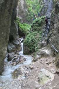 59.Seven Ladders canyon