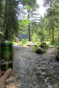 62.Seven Ladders canyon-Cuicas beer