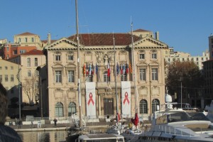 32.Marseille-quai du Port-City Hall