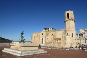 33.Marseille-Saint-Laurent church