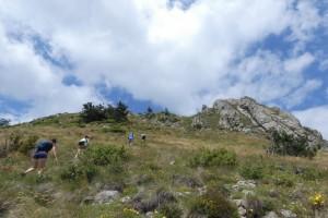 38.Tsigansko gradishte peak