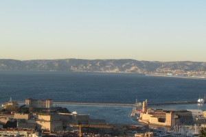 38a.Marseille-Fort Saint Nicolas and Fort Saint-Jean