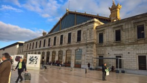 4.Marseille-Saint-Charles train station