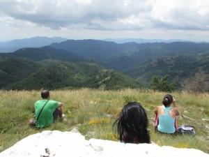 43.Tsigansko gradishe peak