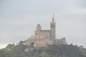 64.Marseille-basilica Notre Dame de la Garde