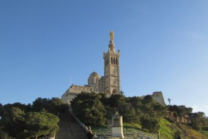 65.Marseille-basilica Notre Dame de la Garde