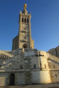 66.Marseille-basilica Notre Dame de la Garde