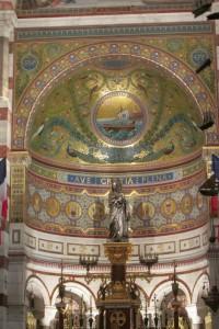 69.Marseille-basilica Notre Dame de la Garde