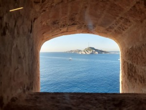 31.castle If-Frioul archipelago-Pomegues island
