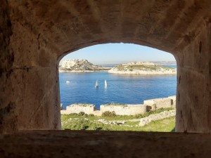 32.castle If-Frioul archipelago-Ratonneau island