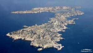 38.Frioul archipelago-Ratonneau and Pomegues islands