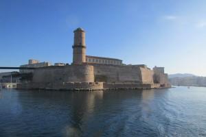 5.Marseille-Fort Saint-Jean