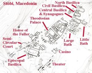 24.Stobi map