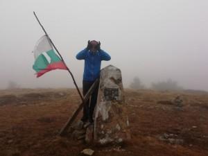 33.Malashevska mountain-Ilyov peak