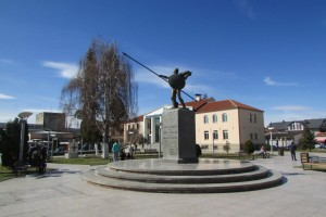 17.Prilep-Aleksandar the Great monument