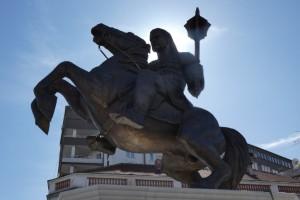 34.Prilep-Krali Marko monument