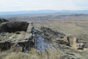 38.Prilep-Markovi kuli fortress-view to Pelagonia