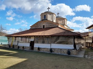 25.Slepche monastery