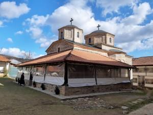 27.Slepche monastery