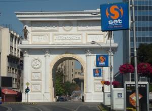 1.Skopje-Triump arch