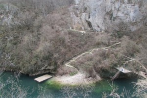 50.Matka canyon-Vrelo cave
