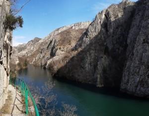 51.Matka canyon