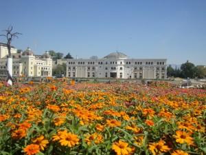 6.Skopje-Museum of revolutionary struggle
