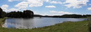 1.Shiroka polyana dam