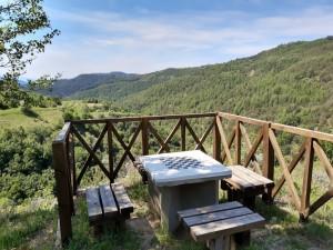12.Lyubcha village-sport path