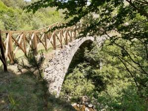 22.Lyubcha village-sport path-Roman bridge