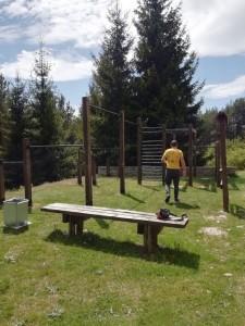 26.Chavdar village-sport path