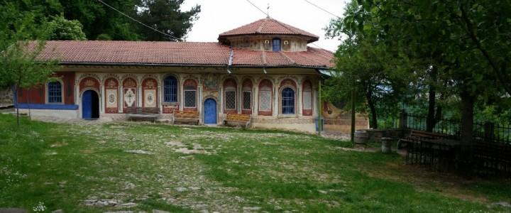 Преображенски манастир – една разходка от Велико Търново