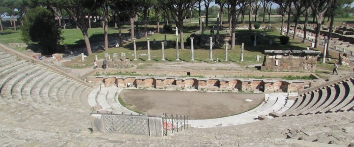 Остия Антика – първото пристанище на Римската империя