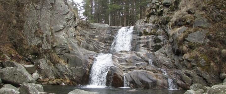 Попинолъшки водопад и … на гости на Иван Рилски в Тремошница