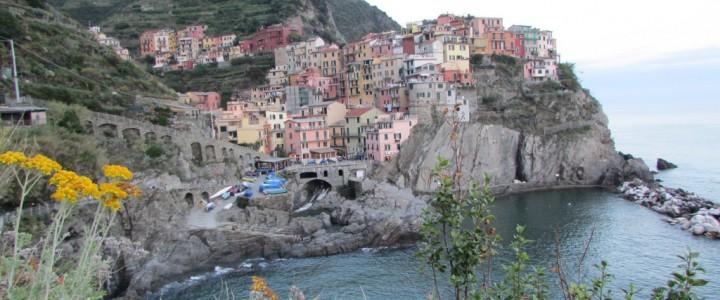 Cinque Terre – цветно, красиво, мечтано – I част