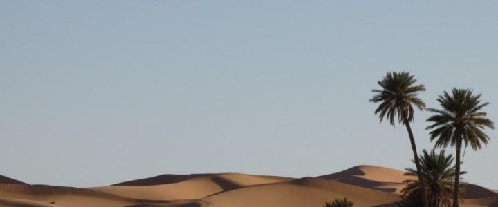 Мароко  – пустинята Сахара