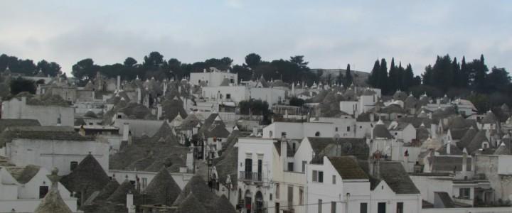 Алберобело – в селото на приказките