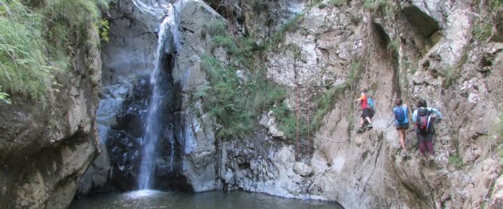 """Експедиция """"Румъния"""" – част II – каньона в долината на река Стан и язовира Видрару"""