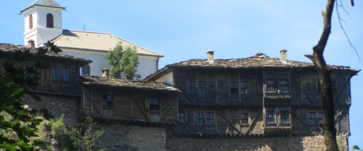 Гложенският манастир – манастирът крепост