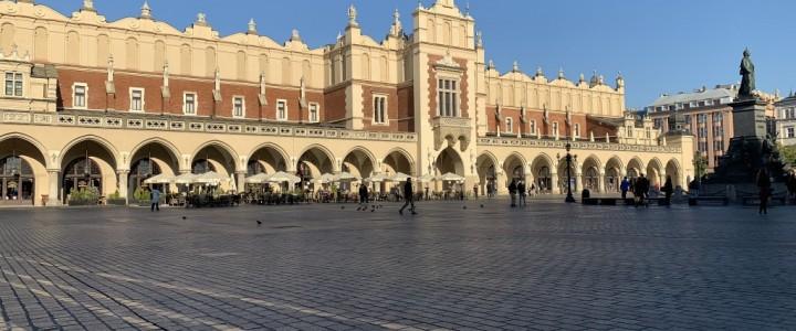 Пътуване до Краков – старата столица на Полша